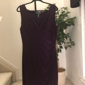 Ralph Lauren Pretty Flattering Dress